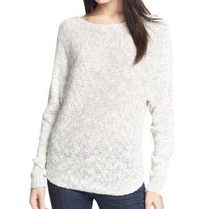Vince Cinder Chuck Knit Dolman Sweater